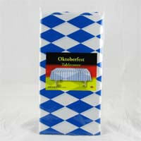 International Brands Tablecloth Oktoberfest Plastic Table cover 150g