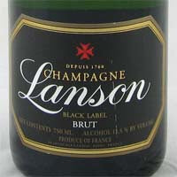 Lanson Champagne Black Label Brut 750ml