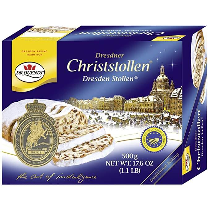 Dr Quendt Christstollen Gift Box 500g