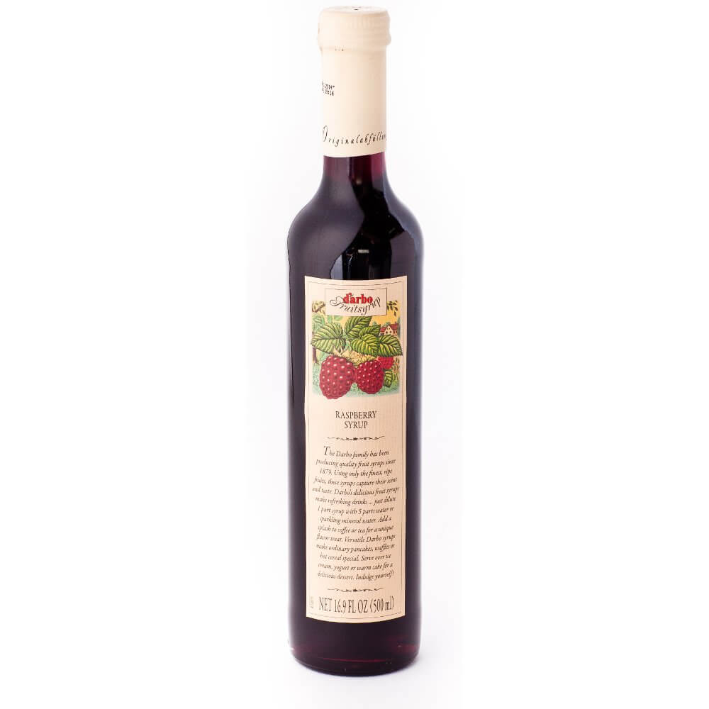 D Arbo Syrup - Raspberry  500ml