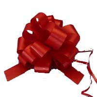 International Brands Bow - Red - For your Gift Box 5g