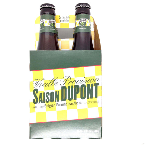 Saison DuPont Ale (Pack of 4 Bottles) 2.3kg