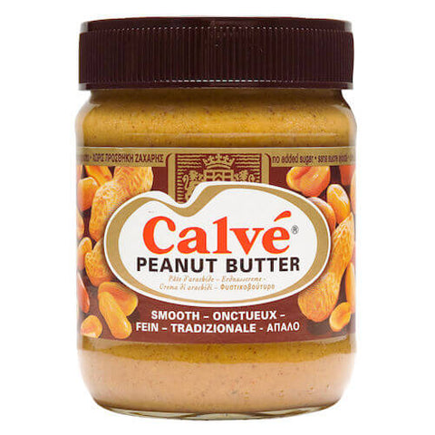 Calve Smooth Peanut Butter 350g
