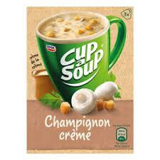 Unox Cup a Soup Creamy Mushroom (Pack of 3) 51g