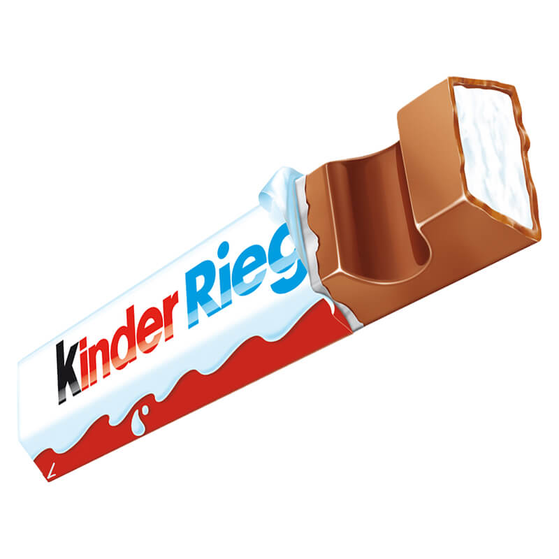 Ferrero Kinder Riegel Bar 21g
