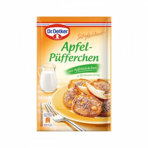 Dr Oetker Apple Pancake Mix 152g