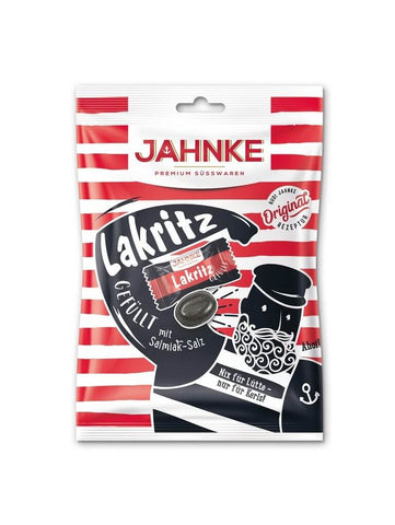 Jahnke Lakritz with Salmiak Salt 125g