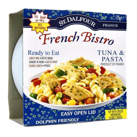 St. Dalfour Gourmet On The Go - French Bistro Tuna and Pasta 175g