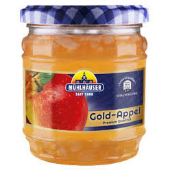 Muehlhauser Gold Apple (Gold-Appel) Spread 450g