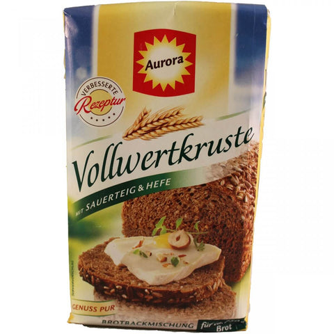 Aurora Full Crust Bread Mix (Vollwertkruste) 500g