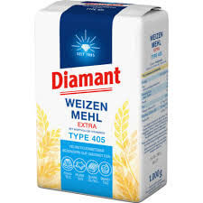 Diamant Wheat Flour Extra Type 405 1kg