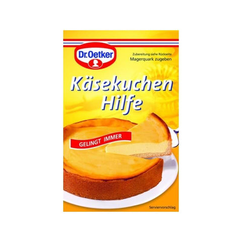 Dr Oetker Cheesecake Helper 58g