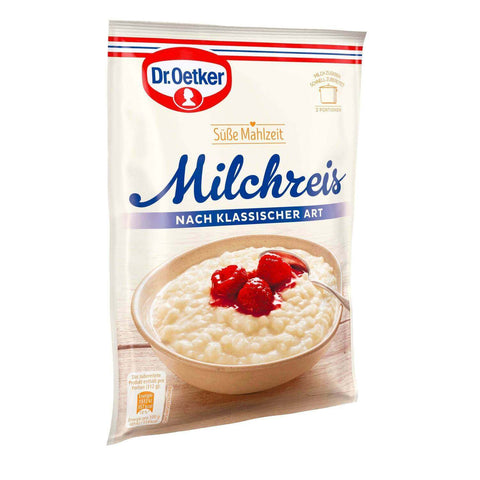 Dr Oetker Classic Rice Pudding 125g