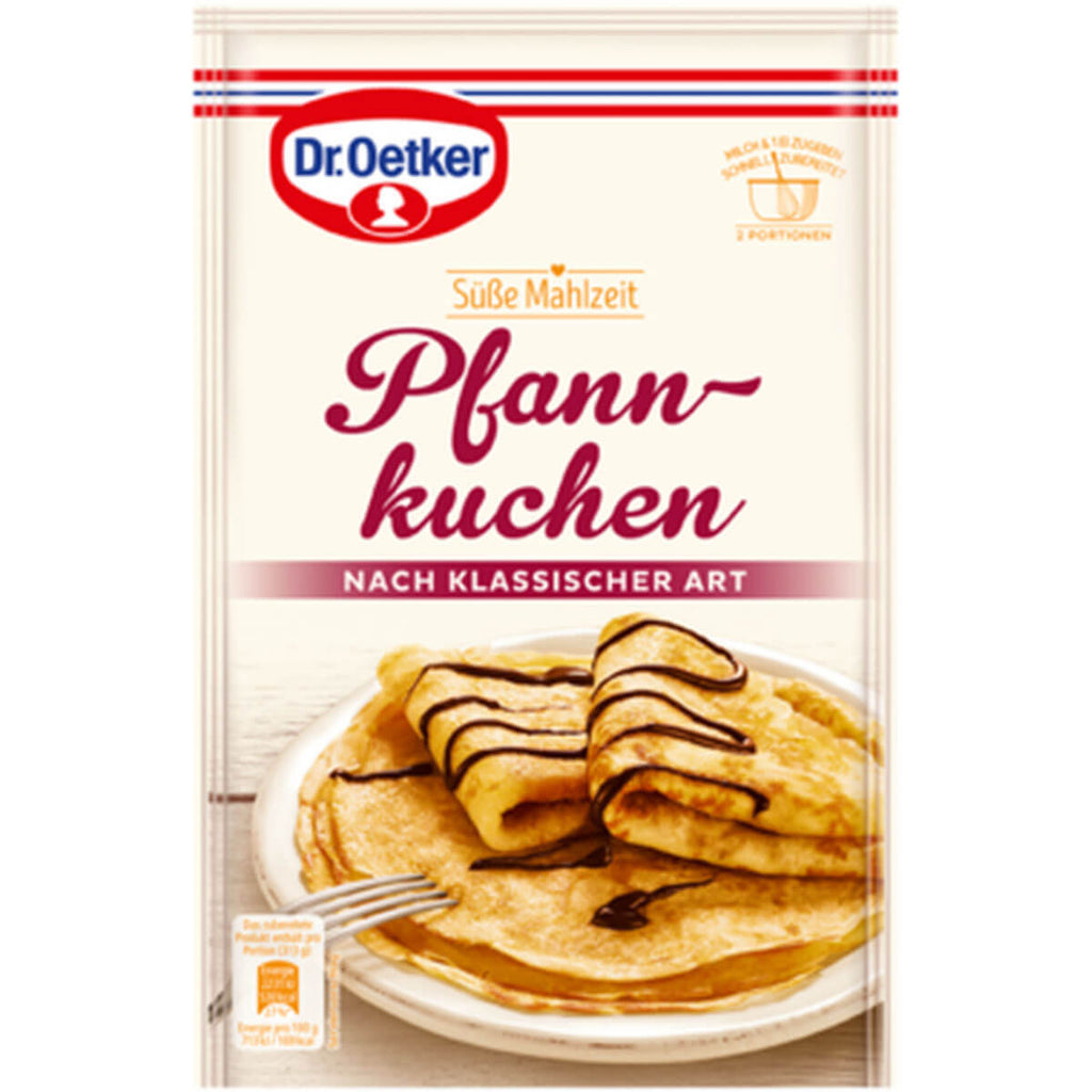 Dr Oetker Pancakes Just Add Milk and 1 Egg 190g