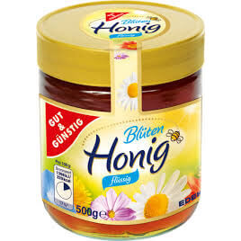 Gut And Gunstig Blossom Honey 500g