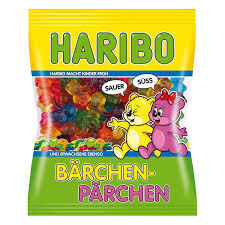 Haribo Sweet and Sour Bears 175g