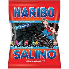 Haribo Salino with Salmiak 200g