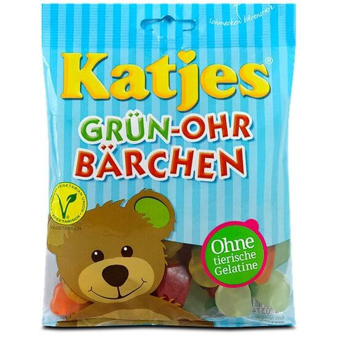 Katjes Green Eared Baby Bear Jellies 200g