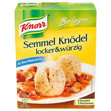 Knorr Bread Dumplings Mildly Spicy in a Cooking Bag (Pack of 6) 200g