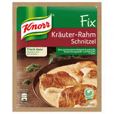 Knorr Sweet Cream Schnitzel Sauce Mix 47g