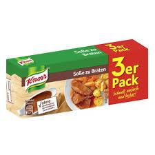 Knorr Gravy for Roasts (Pack of 3) 69g
