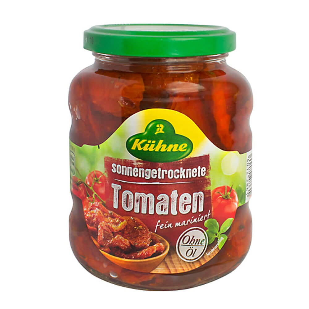 Kuehne Sun Dried Tomatoes 340g