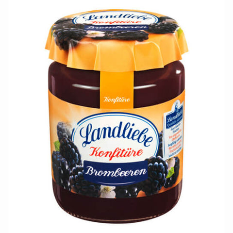 Landliebe Blackberry Jam 200g