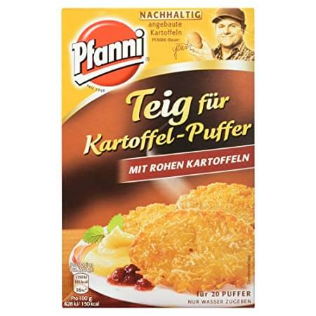 Pfanni Potato Pancake Dough Raw 220g