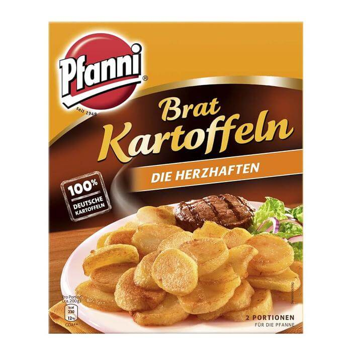 Pfanni Fried Potatoes 400g