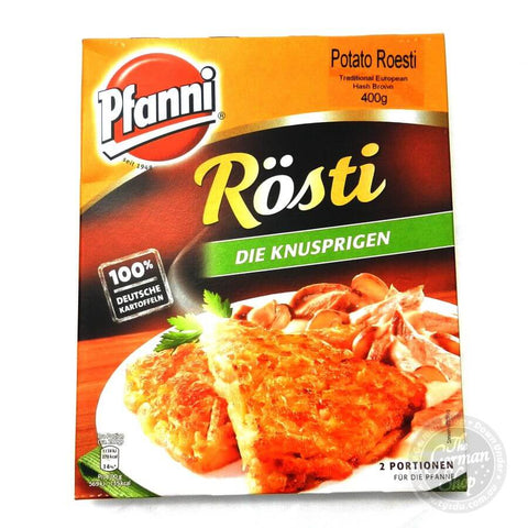 Pfanni Hash Browns Swiss Style 400g