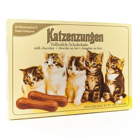 Sarotti Milk Chocolate Cats Tounges 100g