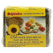Schlunder Whole Grain Bread with Sunflower seeds 500g