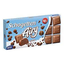 Schogetten Airy Milk Chocolate 95g