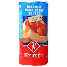 Bolletjie Crisp Bake Toasts 125g