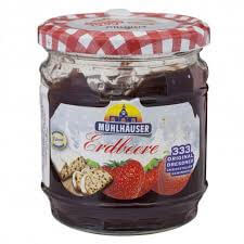 Muehlhauser Strawberry Spread 450g