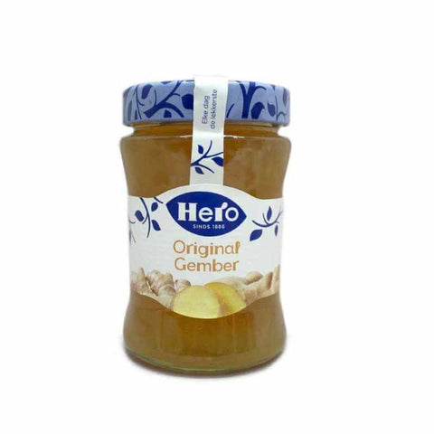Hero Imported Ginger Jam 340g