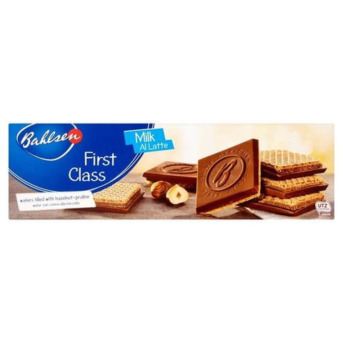 Bahlsen First Class Milk Chocolate cookies 125g