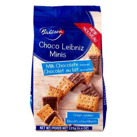 Bahlsen Mini Milk Choco Leibniz Bag 125g