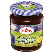 Zentis Original Plum Spread 450g