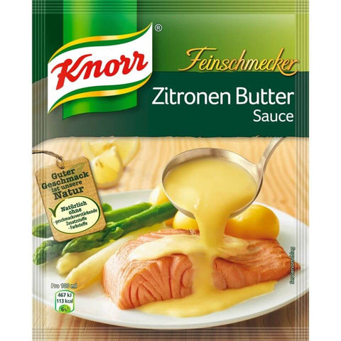 Knorr Lemon Butter Sauce 52g