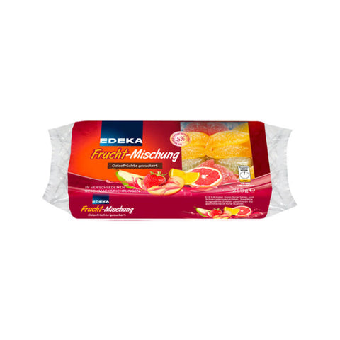 Edeka Mixed Fruit Jellies 250g