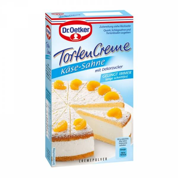 Dr Oetker Cheesecake Cream 150g