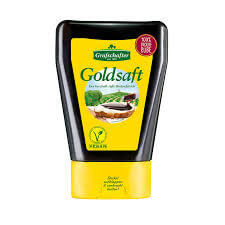 Grafschafter Goldsaft -  Sugar Beet Syrup Sandwich Spread Squeezy Bottle 500g