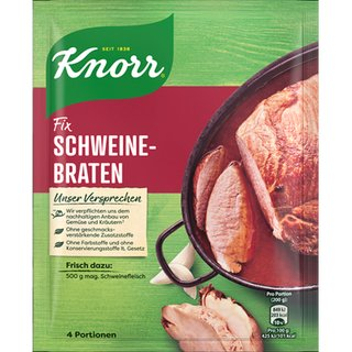 Knorr Fix Pork Roast Sauce Mix 41g
