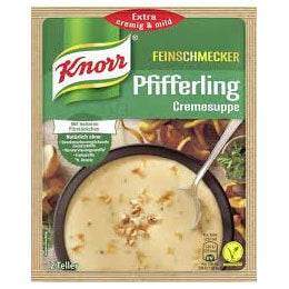 Knorr Pfifferling Creme Suppe 56g