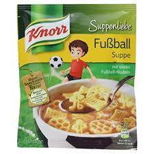 Knorr Fussball Suppe 54g