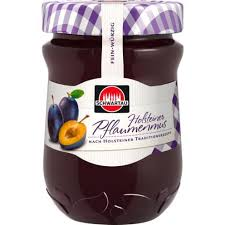 Schwartau Holsteiner Plum Fruit Spread 330g