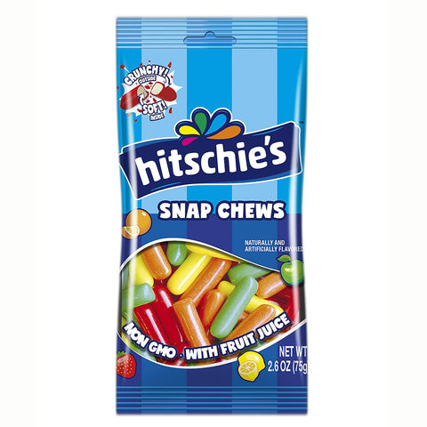 Hitschies Chews - Snap Original Fruit Mix 75g