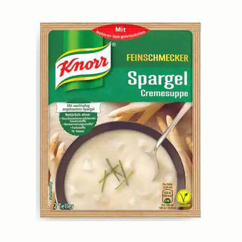 Knorr F.S. Spargel Creme Suppe 49g