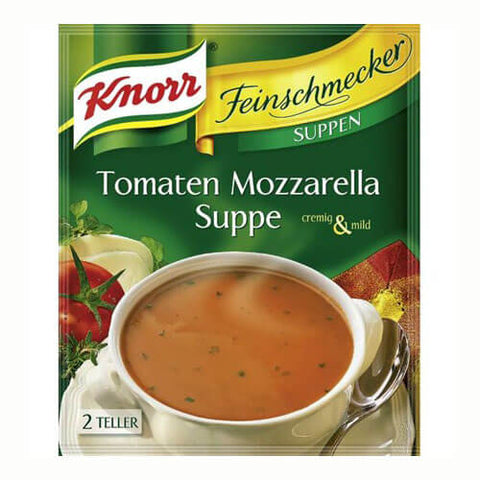 Knorr Tomaten Mozarella Suppe 64g